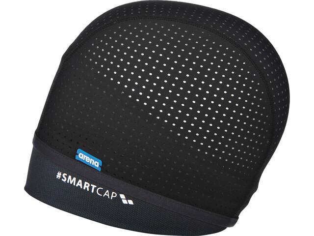 arena Smartcap Aquafitness Badehætte Damer, black